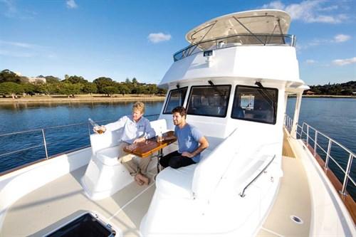 Grand Banks 54 Heritage Eu Review Trade Boats Australia