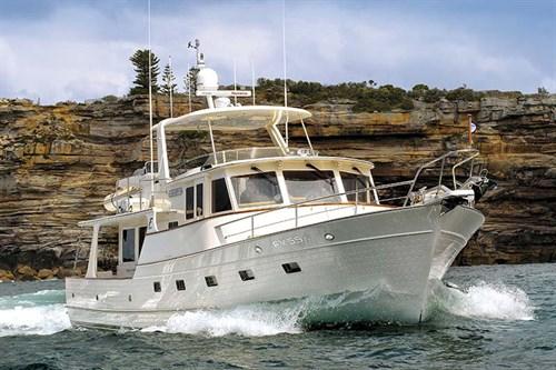 Fleming 55 Passagemaker