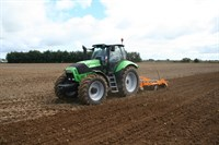 Deutz -Fahr Agrotron 620 TTV