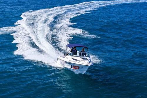 Savage 585Cfishing boat