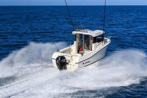 Arvor 605 Sportsfish fishing boat