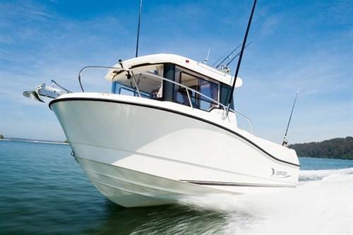 Arvor 605 Sportsfish boat
