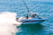 Haines Hunter 675 Offshore Hardtop boat