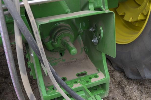 John Deere 9410R Tractor _PTO