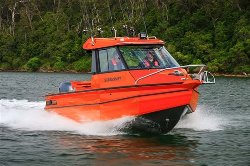 Stabicraft 2050 Supercab boat