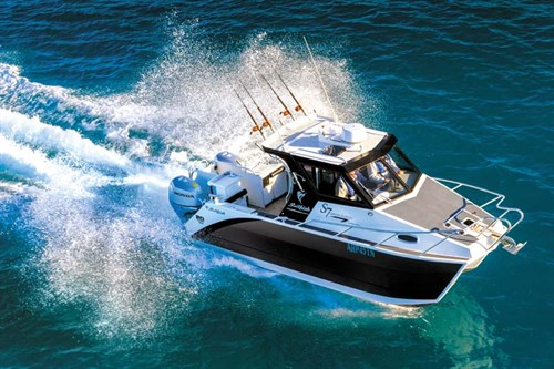 Sailfish S7 fishing boat