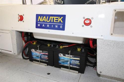 Haines V19R marine batteries