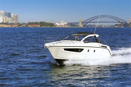 Azimut Atlantis 34 motor yacht