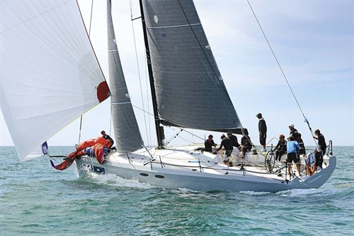Archambault A13 grand prix yacht