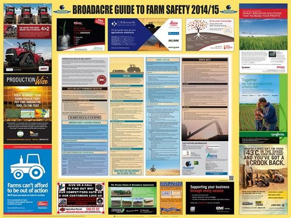 Broadacre Farm Safety Guide 201415
