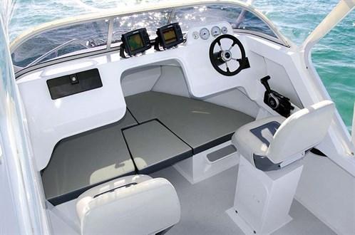 Formosa 580 Tomahawk HC-HT cockpit