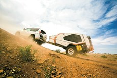 Track Trailer Tvan Murranji