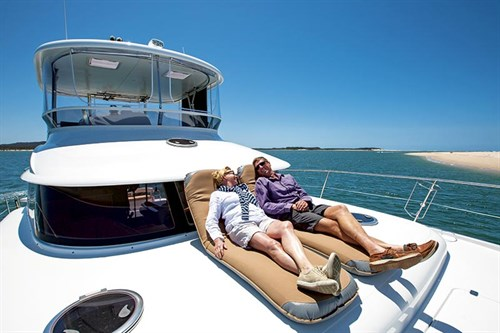 Fountaine Pajot Summerland 40 sundeck