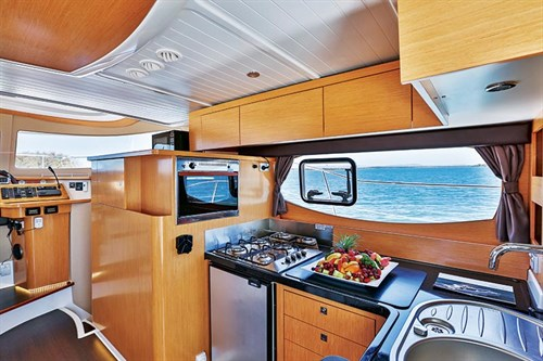 Galley in Summerland 40