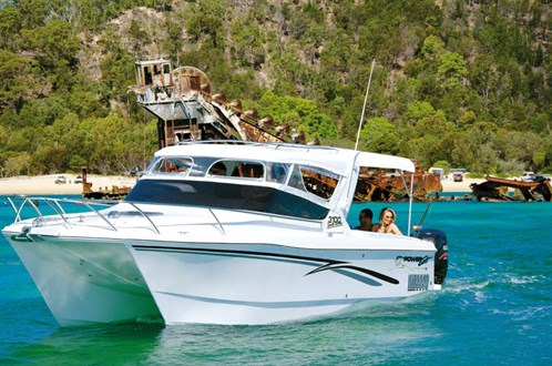 Powercat 3100 Platinum Series Cruiser