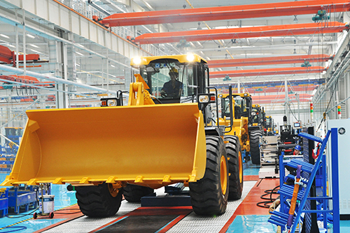 XCMG-China -wheel -loader -body -1