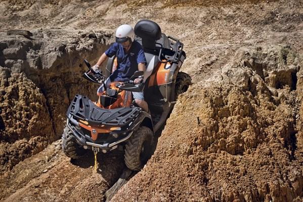 2015 CFMoto X550 EPS ATV