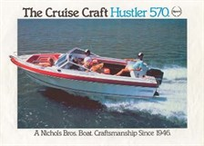 Classic Cruise Craft boat