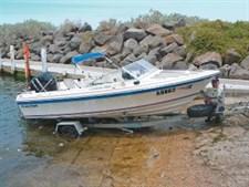Used Cruise Craft boat