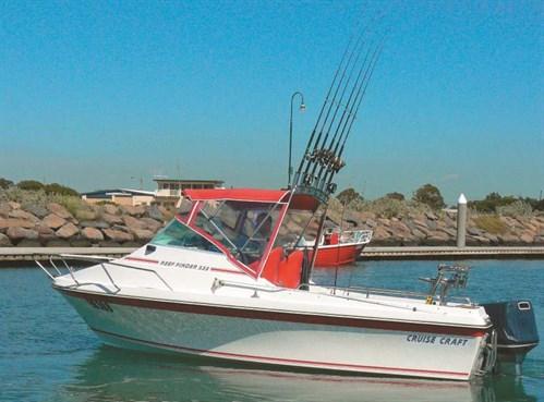 Cruise Craft Reef Finder 533