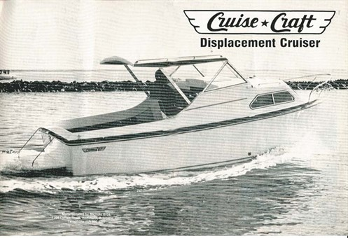 Cruise Craft 580D