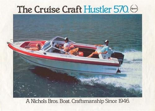 Cruise Craft Hustler 570 MK2