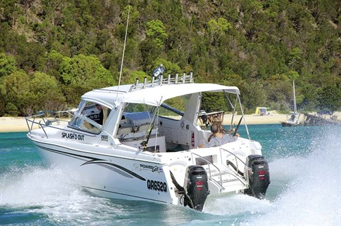 Powercat 2600 Sports Targa