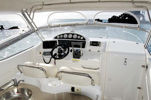 Powercat 2600 Sports Targa layout