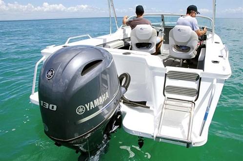 Yamaha F130A outboard motor