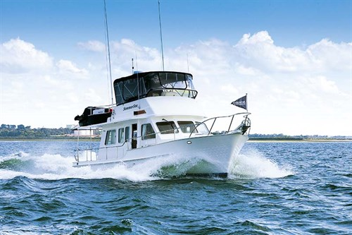 Liveaboard Integrity 350 Flybridge