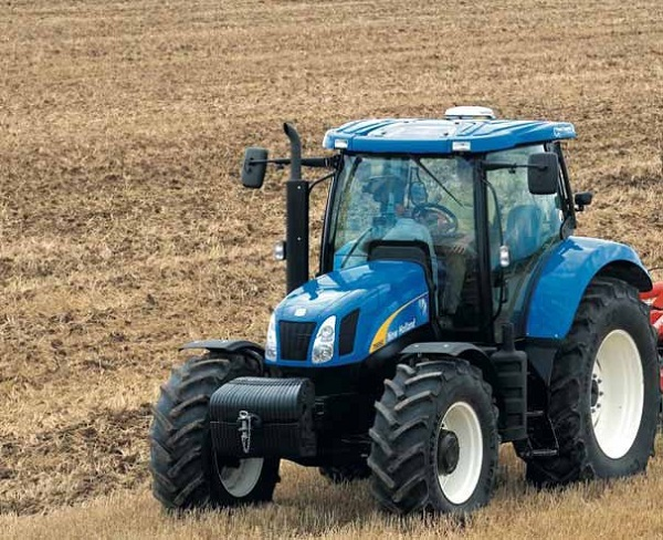 New _holland _t 6000cab _8