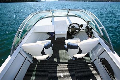 Morningstar 460 Sports Cuddy Amp 460 Bay Rover Review