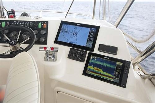 Simrad boat setup
