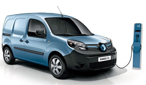 Renault -Kangoo -ZE,-review ,-van ,-ATN
