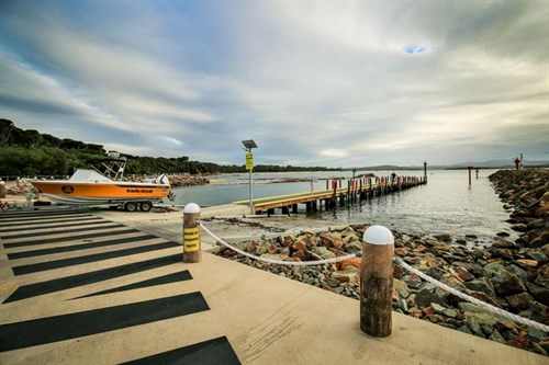 Bastion Point Boat Ramp