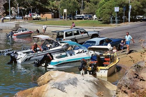 Worst boat ramp in Australia