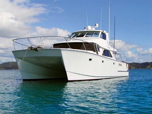 50ft Custom Catamaran
