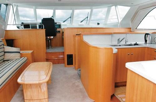 50ft Custom Catamaran layout
