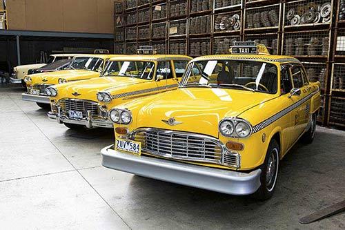 Checker -cabs -3-500
