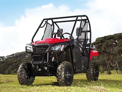 Honda Pioneer 500 ATV review