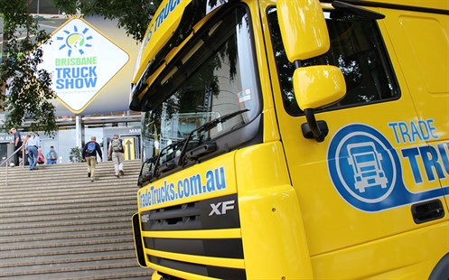 Trade Trucks Brisbane Truck Show 2015