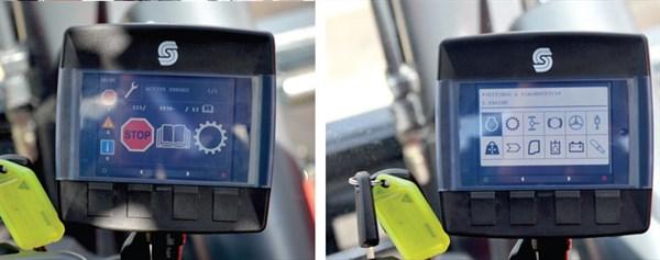 Kalmer ,-DCG160,-review ,-forklift ,-cabin ,display ,--ATN