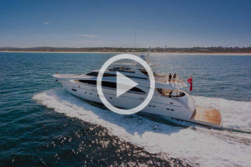 Horizon RP110 superyacht