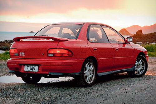 Subaru -WRX