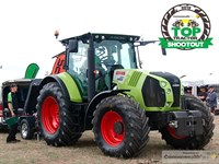Claas Arion 630 CIS-Top Tractor Shootout