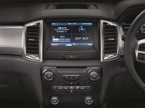 2015 Ford Ranger -dash Touchscreen