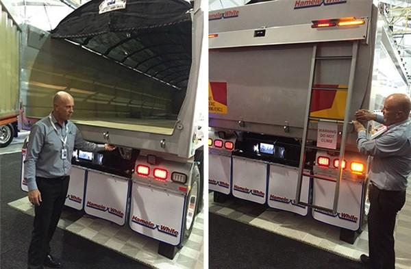 Maxi Trans ,-Versa Bolt ,-trailer ,rear -ATN