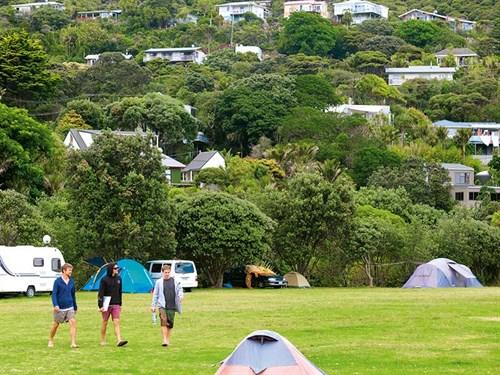 Piha Camp4