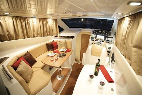 Karnic 2965 cabin