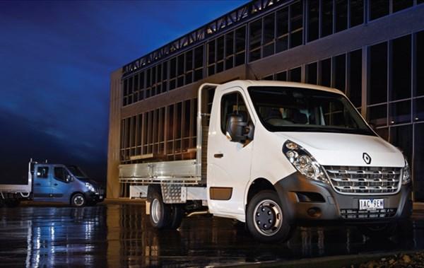 Renault -Master -RWD,-van ,-review ,-ATN2
